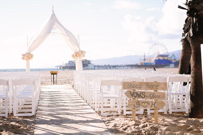 real wedding hilary sams special day at the casa del mar